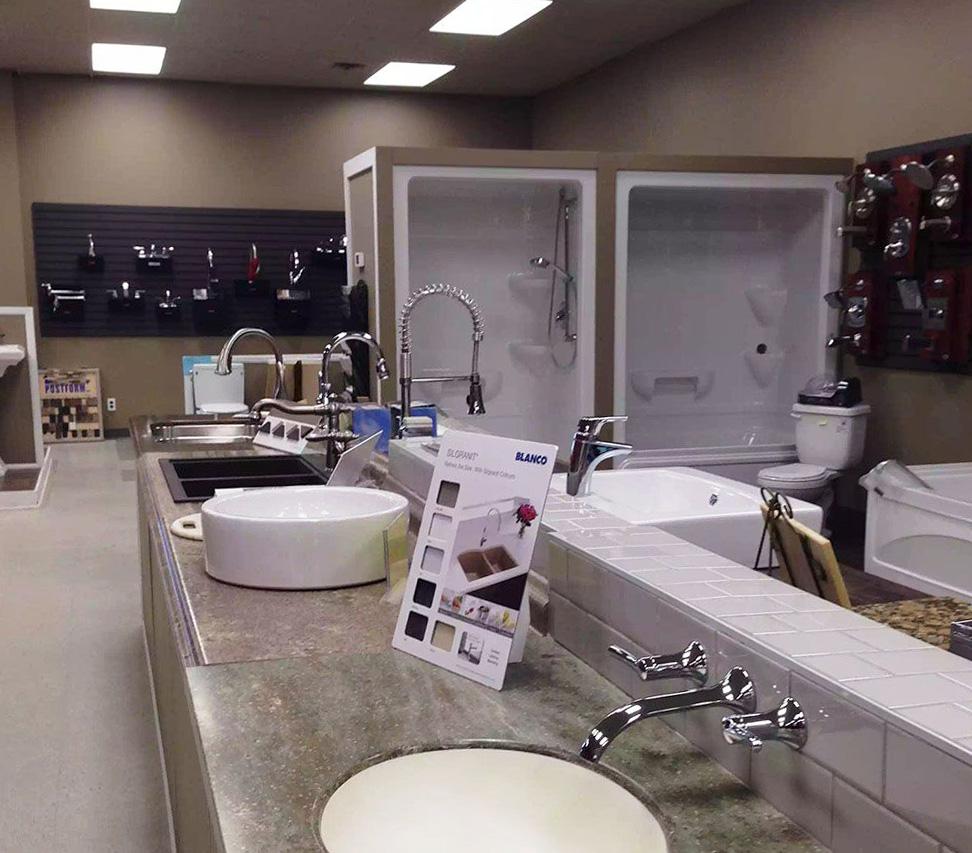 Warkentin's Kingsville Showroom